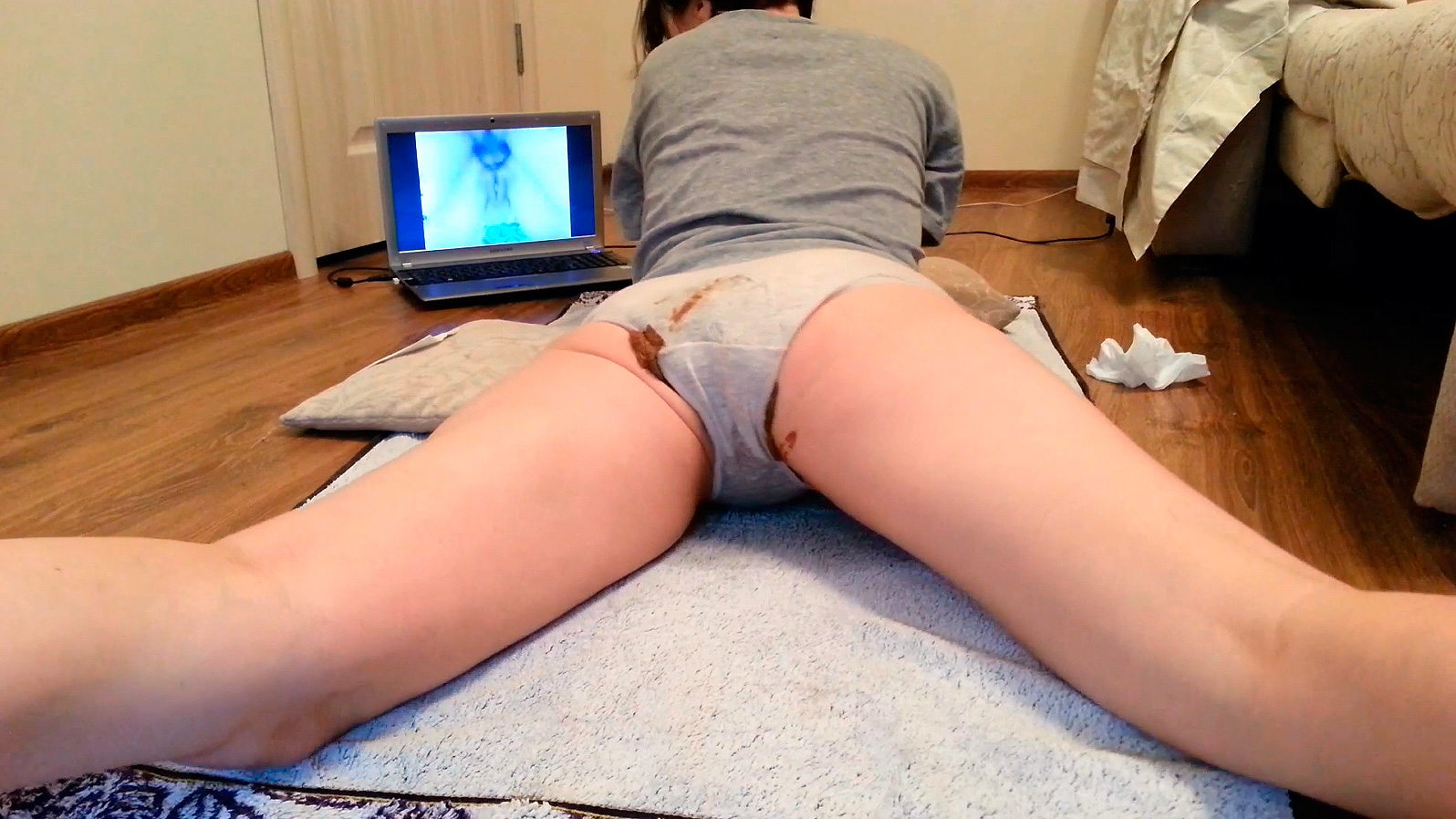 Panty Pooping Porn